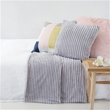 Ribbed Throw Rugs & Cushions