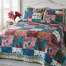 Mary Patchwork Bedding