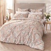 Springwood Blush Quilt Cover Set