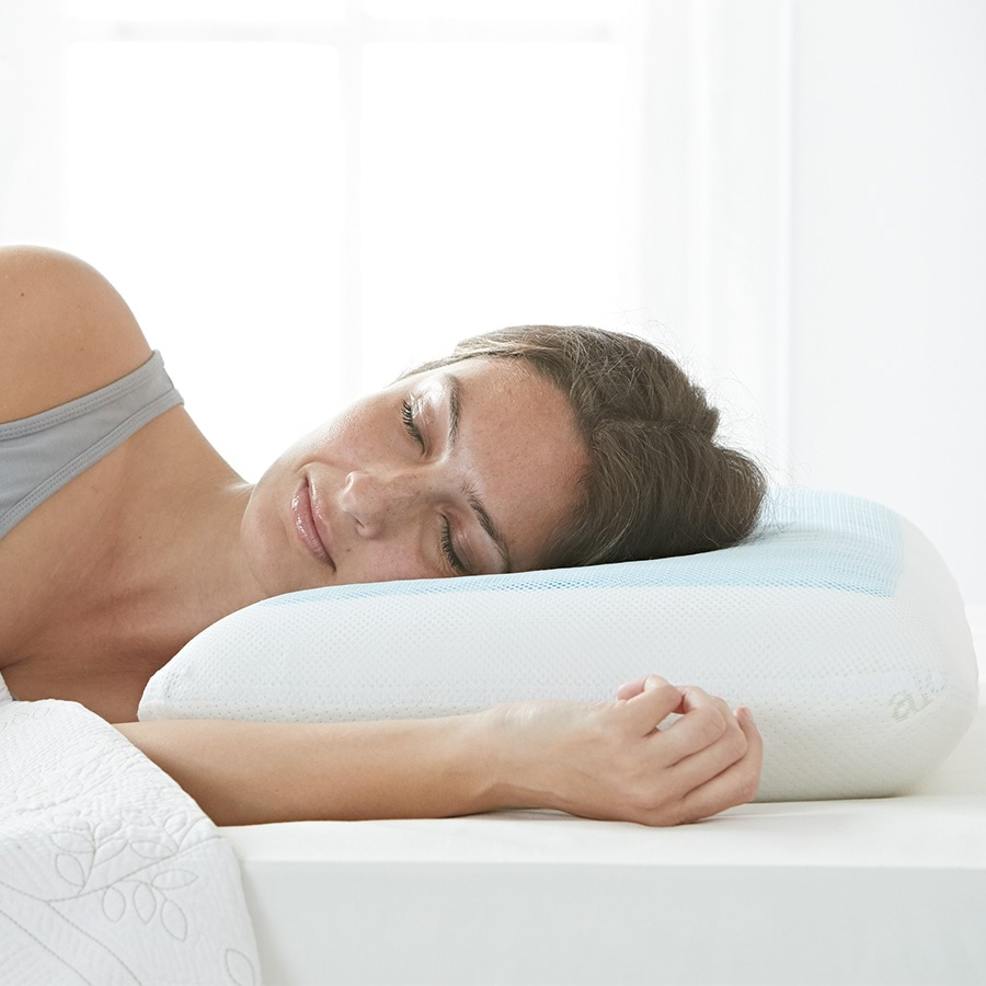 Cooling Gel Memory Foam Pillow_CGMF_0