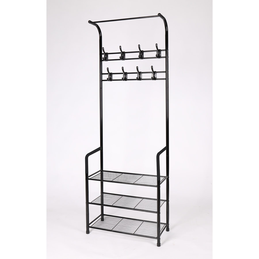 Coat And Shoe Storage Rack_CSStr_1